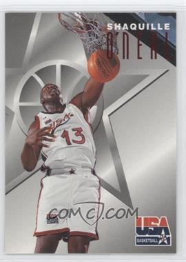 1996 Skybox Texaco USA Basketball - [Base] #7 - Shaquille O'Neal