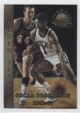 1996 Topps Stars - [Base] - Finest #88 - Oscar Robertson
