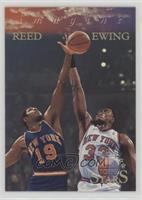 Patrick Ewing, Willis Reed