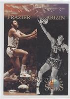 Walt Frazier, Paul Arizin