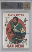 Elvin Hayes [BGS 8.5 NM‑MT+]
