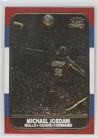 Michael Jordan 1986-87 (Color Border)