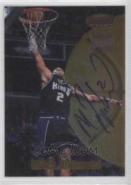 1997-98 Bowman's Best - [Base] - Certified Autograph [Autographed] #77 - Mitch Richmond