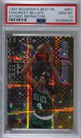 Chauncey Billups [PSA 10 GEM MT]