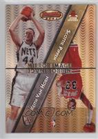Keith Van Horn, Scottie Pippen, Kobe Bryant, Cedric Ceballos
