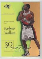 Rasheed Wallace /56