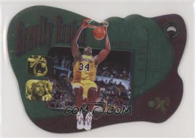 1997-98 EX2001 - Gravity Denied #15GD - Shaquille O'Neal