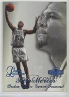 3d1ac82e665 Ron Mercer  100. 1997-98 Flair Showcase -  Base  - Legacy Collection Row 3  ...