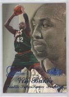 2e8259aa7c4 Vin Baker  100. 1997-98 Flair Showcase -  Base  - Legacy Collection Row 3  ...