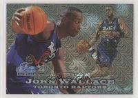 John Wallace #/2,000