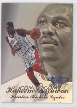 1997-98 Flair Showcase - [Base] - Row 3 #28 - Hakeem Olajuwon