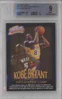 Kobe Bryant [BGS9MINT]
