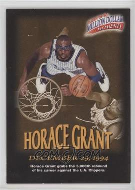 1997-98 Fleer - Million Dollar Moments Contest #35 - Horace Grant
