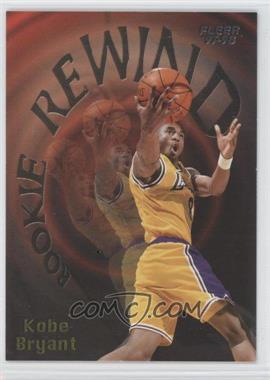1997-98 Fleer - Rookie Rewind #3 - Kobe Bryant