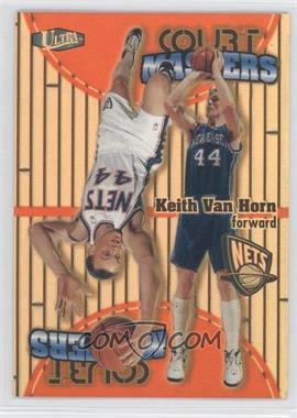 1997-98 Fleer Ultra - Court Masters #19 CM - Keith Van Horn