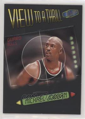 1997-98 Fleer Ultra - View to a Thrill #1 VT - Michael Jordan