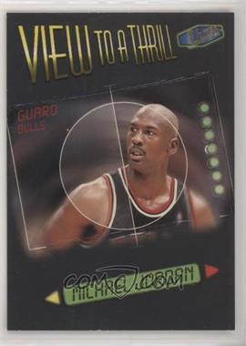 1997-98 Fleer Ultra - View to a Thrill #1 VT - Michael Jordan
