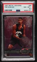 Tim Duncan [PSA 8.5 NM‑MT+]
