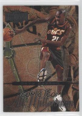 1997-98 Metal Universe Championship Preview - All Millennium #19 AM - Gary Payton
