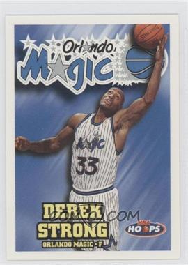 1997-98 NBA Hoops - [Base] #112 - Derek Strong