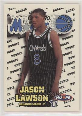 1997-98 NBA Hoops - [Base] #174 - Jason Lawson