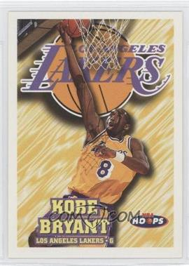 1997-98 NBA Hoops - [Base] #75 - Kobe Bryant