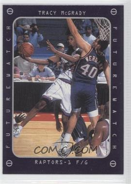 1997-98 SP Authentic - [Base] #166 - Tracy McGrady