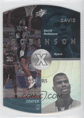 1997-98 SPx - [Base] #38 - David Robinson