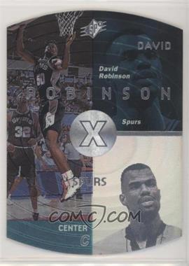 1997-98 SPx - [Base] #38 - David Robinson