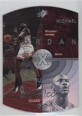 1997-98 SPx - [Base] #6 - Michael Jordan