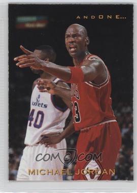 1997-98 Skybox Premium - And One... #10 AO - Michael Jordan