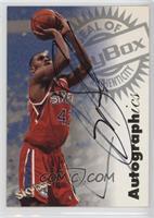 Jerry Stackhouse (Philadelphia 76ers)