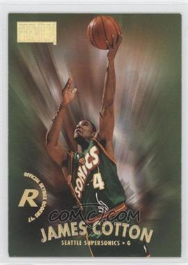 1997-98 Skybox Premium - [Base] #219 - James Cotton