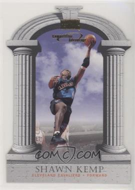 1997-98 Skybox Premium - Competitive Advantage #13CA - Shawn Kemp
