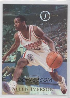 1997-98 Skybox Premium - Silky Smooth #2 SS - Allen Iverson
