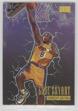 1997-98 Skybox Premium - Thunder and Lightning #7TL - Kobe Bryant