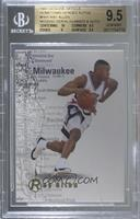 Ray Allen [BGS 9.5 GEM MINT]