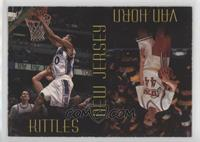 Kerry Kittles, Keith Van Horn
