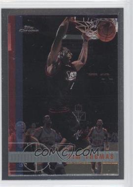 1997-98 Topps Chrome - [Base] #114 - Tim Thomas