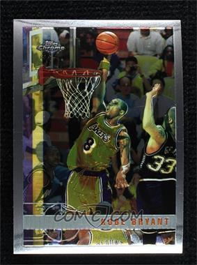 1997-98 Topps Chrome - [Base] #171 - Kobe Bryant