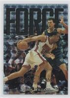 Jayson Williams /263