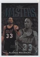 Alonzo Mourning Basketball Cards