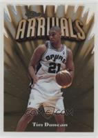 Tim Duncan Basketball Cards
