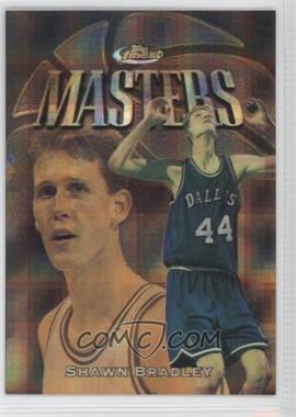 1997-98 Topps Finest - [Base] - Refractor #145 - Shawn Bradley /289