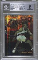 Jason Kidd [BGS 9 MINT] #/289