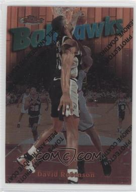 1997-98 Topps Finest - [Base] #20 - David Robinson
