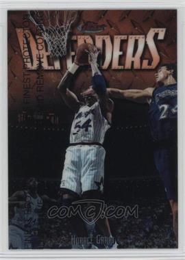 1997-98 Topps Finest - [Base] #204 - Horace Grant