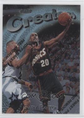 1997-98 Topps Finest - [Base] #276 - Gary Payton