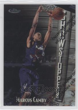1997-98 Topps Finest - [Base] #296 - Marcus Camby