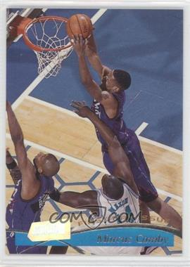 1997-98 Topps Stadium Club - [Base] - First Day Issue #177 - Marcus Camby